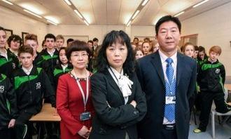 中国教师与英国学生-赴英教学中国教师指责BBC纪录片 挑最乱的播