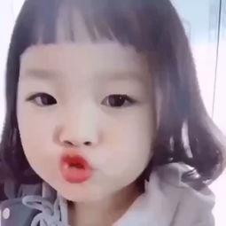 表情 可爱小女孩表情包图片 8张 2 可爱图片 表白图片网 表情
