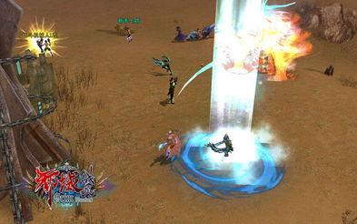 神魂之域千世回-游戏介绍:《邪域战灵》是国内首款2.5D
