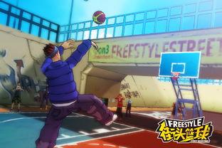 无敌的霸王步 街头篮球 手游技能系统曝光