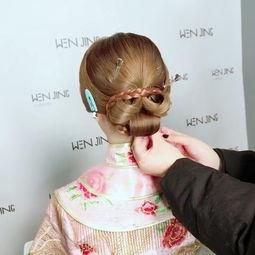 短发中式新娘造型 出品