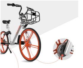 新款摩拜单车50大城市入驻 更省力 更好骑