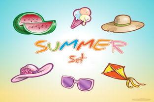 一年级暑假日记100字