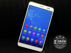 荣耀X1正面图片-红米Note 三星S5 中兴红牛V5 手机品牌关注排行