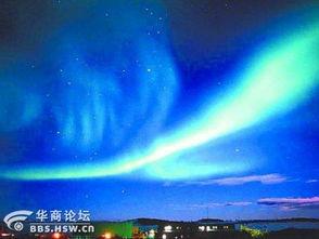 北极村因其地处高纬度线上,白夜的出现为看极光提供了容易看到的有...