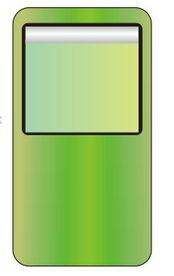 再绘制2个矩形,上面一个设置渐变颜色,金属颜色的感觉设置.-cdr教...