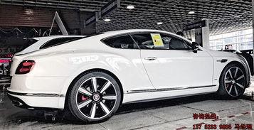 17款宾利欧陆GT 4.0 V8 S天津现车2XX万 -欧陆