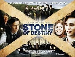 命缘协奏之牵绊-好莱坞冒险喜剧《命运之石》(Stone of Destiny)海报欣赏.   [责 :...