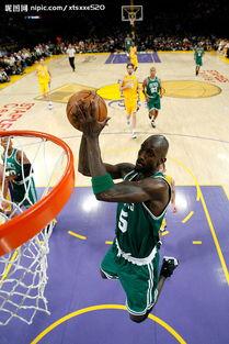 人与自然田野篇放大图nba篮球明星-加内特图片