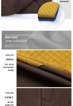 阿玛尼短袖t恤2014新款奢华大牌 阿玛尼男装休闲条纹V领桑蚕丝t恤