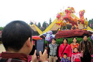 三客念筑-羊城晚报讯   记者张慧慧, 、黄显达摄影报道:羊年春节马上要到了,...