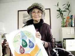 吴世珊17日表示,她目前正在撰写并编辑一本杂志《The Memory Book...