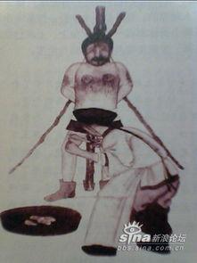 萧梅韵-中国历史上几次最著名的 凌迟之刑