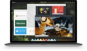 elementary OS首页 文档和下载 基于 Ubuntu 的桌面发行
