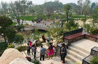 西安植物园新园区国庆正式试开园