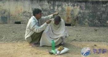 实拍印度农民真实生活 印度农民的生活相当简朴