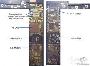 ...图像泄露 提示支持NFC与802.11ac 苹果论坛 PP助手论坛