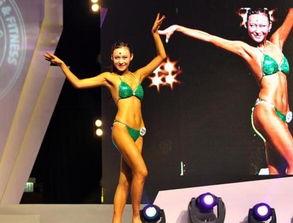 国际健美大赛开幕火爆开幕 肌肉女线条惊人上演视觉盛宴