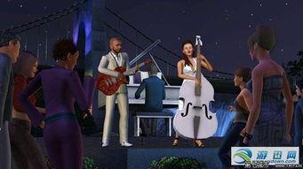 模拟人生3夜店人生 如何创建一个乐队专访
