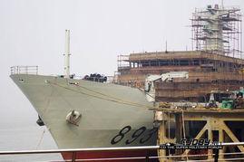 零号实验舰-...中国893号新试验舰 引导新一轮武器潮