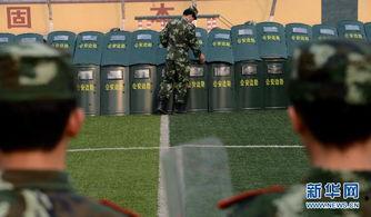 ...动作进行纠正.近日,河北省公安边防总队组织全省部队军事训练...