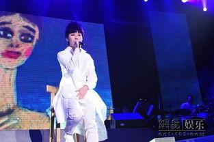 网易娱乐11月26日报道   天娱传媒... 演唱会当晚,曾轶可从第一分钟到...