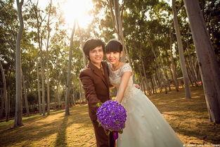 厦门市思明区薇薇新娘婚纱影楼 -Mr.Cheng Mrs.Tian 照片 Mr.Cheng ...