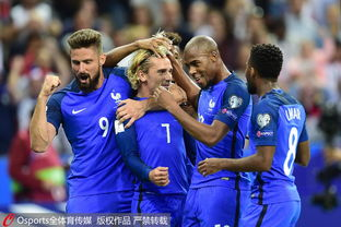 ...射勒马尔两球 法国胜荷兰