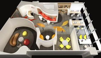 小户型办公室设计方案