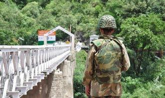 巴基斯坦否认巴控克什米尔地区有中国军人