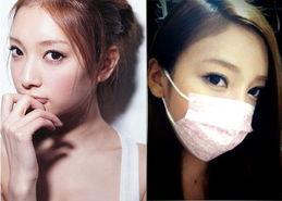 N自从在博客中更新了模仿日本人气组合AKB48的原成员板野友美的妆...