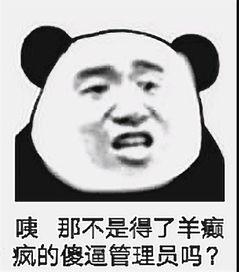 蹇啵ou琛ㄦq V-疯的傻逼管理员吗? 咦那不是得了羊癫