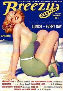 """...代招贴画女郎最大尺度的诱惑50年代的杂志招贴画秉承着""""胖胖惹..."""