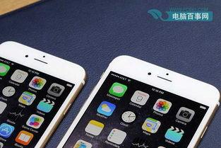 iPhone6和iPhone6 Plus屏幕上部对比-iPhone6和iPhone6 Plus有什么...