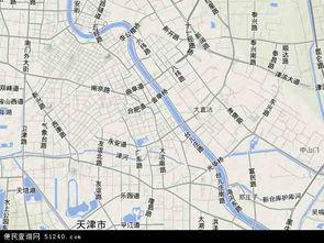 河西区地图 河西区卫星地图 河西区高清航拍地图 河西区高清卫星地图 ...