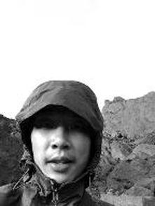 ...服了印尼最活跃火山