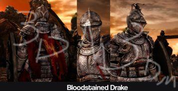 上古卷轴5天际黑魂龙血盔甲MOD下载 上古卷轴5装备MOD下载