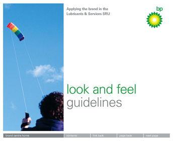 BP英国石油公司交通VI手册