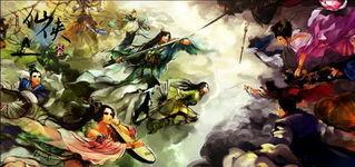 夺月灭仙-仙魔的对立就似一只火蝶,虽然尚有一层薄茧的束缚,但它终将重生,...