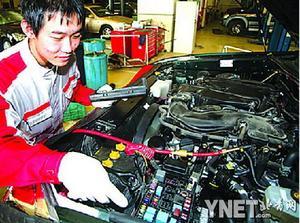 中国汽车修理工是世界水平的