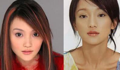 宣萱佘诗曼和叶璇三人长得好像,你觉得呢 有没有曾经认错过