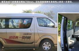 ...8.08万起 华晨金杯新海狮北京地区上市