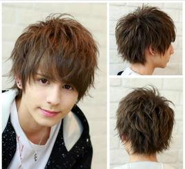 韩式齐刘海发型扎法