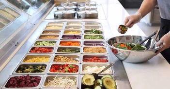粗粮米饭、特质豆腐、各类新鲜蔬菜、好吃的酿豆子等等,更赞的就是...