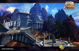 历经战火磨难 圣域破旧立新-银河激斗跨服赛场领衔 圣斗士星矢 新亮点