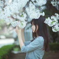 带花的女生意境唯美头像-qq头像意境唯美花女生头像大全 微信意境唯...