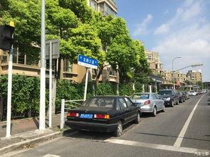 徐汇龙瑞路龙腾大道这边成了天然的停车场