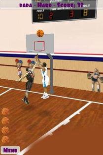 3D超级篮球 通用免费版下载 3D超级篮球 通用免费版安卓版 Android ...