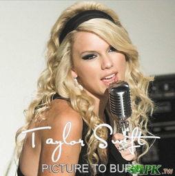 盘点泰勒丝那些最好的 分手歌