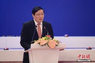 ...础设施投资银行开业仪式在北京钓鱼台国宾馆举行,楼继伟主持仪式...